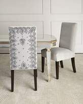 Haute House Silver Caramel Dining Chair