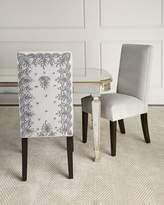 Haute House Silver Caramel Dining Chair