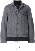 Diesel lined denim jacket
