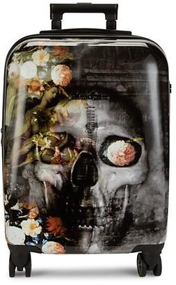 "Robert Graham Stamos 20"" Hard Side Spinner Suitcase"