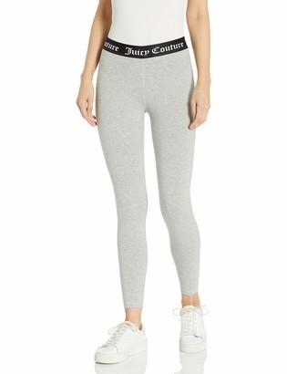 Juicy Couture Women's Cotton Logo Legging