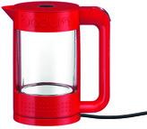 Bodum Bistro Water Kettle Red