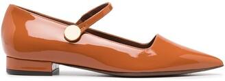 L'Autre Chose Mary-Jane ballerina shoes