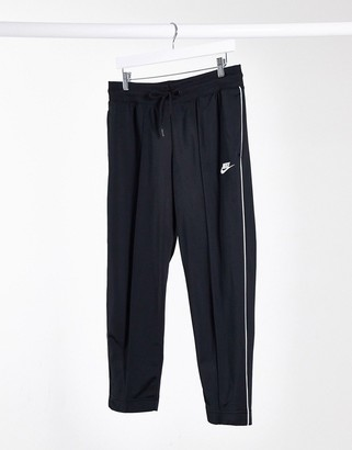 Nike track pants in black