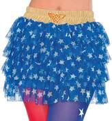 Rubie's Costume Co Costume Women's DC Comics Wonder Woman Skirt with Gold Waistband