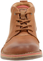 Clarks Of England Edgewick Mid Mens Lace Up Boots