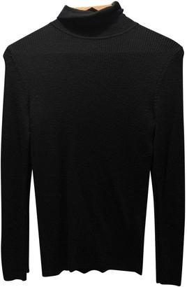 Uniqlo Black Cotton Knitwear for Women