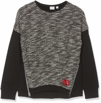 Schiesser Girl's Punk Rock Sweatshirt