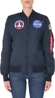 Alpha Industries Ma-1 Tt Nasa Bomber