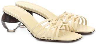 Neous Calpa leather sandals