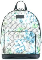 Gucci floral print small backpack