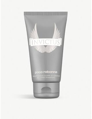 Paco Rabanne Invictus hair and body wash 150ml