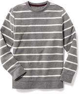 Old Navy French-Rib Striped Sweater for Boys