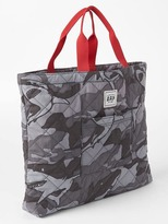 Gap Quilted print tote bag