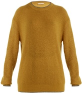 Christopher Kane Contrast-trim round-neck sweater