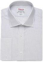 T.M.Lewin Men's Check Slim Fit Long Sleeve Classic Collar Shirt