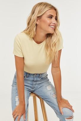 Ardene Ribbed T-shirt
