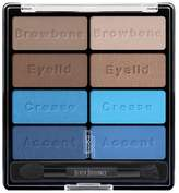 Black Radiance Blue Eyeshadow
