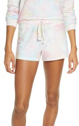 PJ Salvage Tie Dye Lounge Shorts