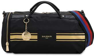 Balmain Puma X Barrel Bag