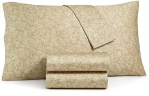 Calvin Klein Desert Moss California King Sheet Set Bedding