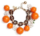 Kate Spade Women's Citrus Crush Charm Bracelet