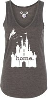 DisGear Women's Disney Is My Home V-Neck Camis