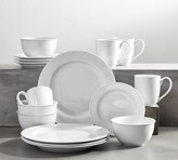 Pottery Barn Great White Traditional 16-Piece Dinnerware Set