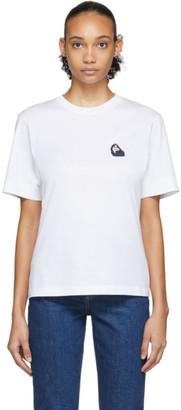 Chloé White Logo T-Shirt