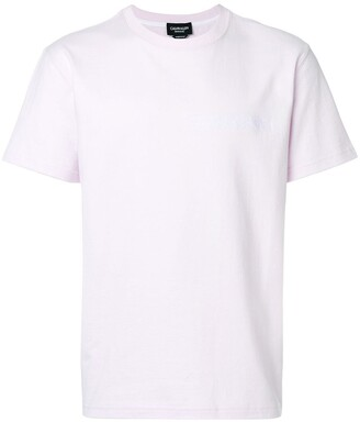 Calvin Klein embroidered T-shirt