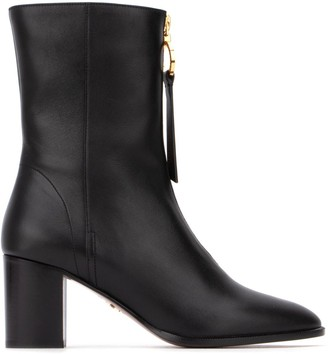 Christian Dior Effrontee Heeled Ankle Boots