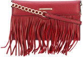 Rebecca Minkoff fringed crossbody bag - women - Leather - One Size
