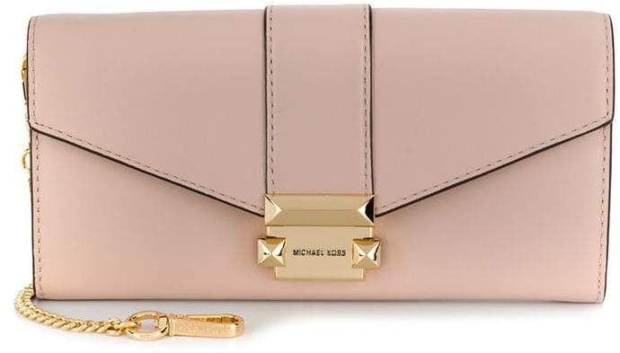 a33e8544783e Michael Kors Envelope Clutch - ShopStyle
