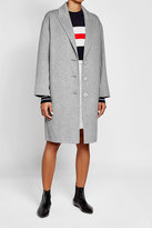 Zadig & Voltaire Wool Coat with Cashmere