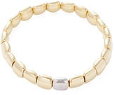 Rina Limor Fine Jewelry 18K Yellow Gold & 0.20 Total Ct. Diamond Stretch Bracelet
