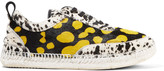 McQ by Alexander McQueen Printed leather sneakers