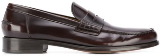 Doucal's Low Heel Loafers