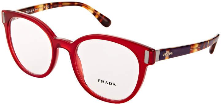 96dd78f5023b Prada Eyeglass Frames - ShopStyle