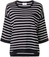 Snobby Sheep striped oversized sweater
