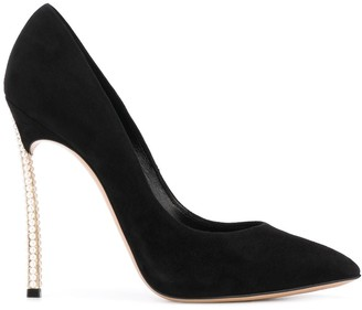 Casadei Blade 125mm pumps