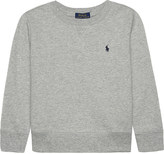 Polo Ralph Lauren cotton long-sleeved top 2-4 years