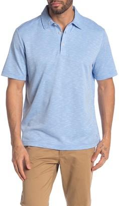 Tommy Bahama Duo Temp Short Sleeve Polo
