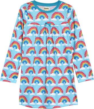 Hatley Magical Rainbows Long Sleeve Nightgown