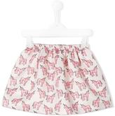 Au Jour Le Jour Kids - Unicorn skirt - kids - Acetate/Viscose - 4 yrs