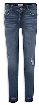 DL1961 Dl Girls' Distressed Chloe Skinny Jeans - Big Kid