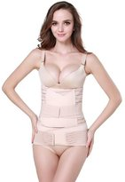 Csmarte Postpartum Postnatal Recovery Belly Band Support Girdle Belt (3 in 1)
