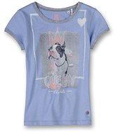 Sanetta Girl's T-Shirt - Blue -