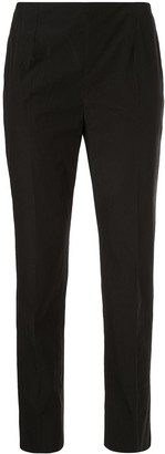 Paule Ka high-waist fitted trousers