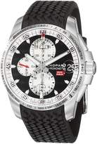 Chopard Men's 168459-3037 Miglia Grand Trismo Chronograph Dilal Dial Watch
