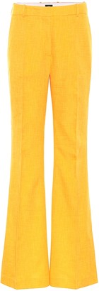 Joseph Tena high-rise flared pants